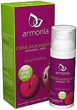 Парфюми, Парфюмерия, козметика Подмладяващ крем за лице - Armonia Bio Creme Rejeunissan