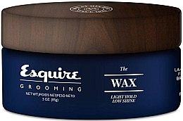 Парфюми, Парфюмерия, козметика Моделираща вакса за коса със слаба фиксация - CHI Esquire Grooming The Wax Light Hold Low Shine