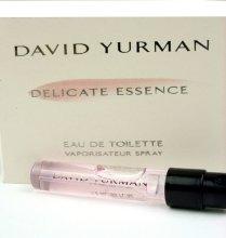 Парфюми, Парфюмерия, козметика David Yurman Delicate Essence - Тоалетна вода (мостра)