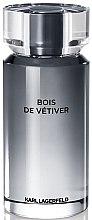 Парфюмерия и Козметика Karl Lagerfeld Bois De Vetiver - Тоалетна вода (тестер с капачка)