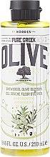 """Парфюми, Парфюмерия, козметика Душ гел """"Маслинов цвят"""" - Korres Pure Greek Olive Blossom Shower Gel"""