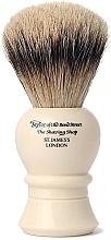 Парфюмерия и Козметика Четка за бръснене, S2236 - Taylor of Old Bond Street Shaving Brush Super Badger size XL