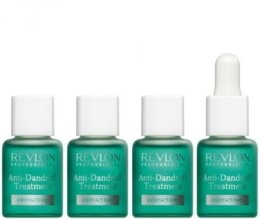 Парфюми, Парфюмерия, козметика Продукт за лечение на кожата на скалпа от пърхот - Revlon Professional Interactives Anti-Dandruff Treatment