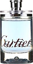 Парфюмерия и Козметика Cartier Eau de Cartier Vetiver Bleu - Тоалетна вода (тестер без капачка)