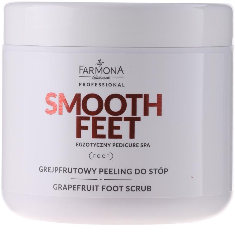 Солен пилинг за стъпала с грейпфрут - Farmona Exotic Pedicure  — снимка N3