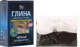 Парфюмерия и Козметика Черна глина от Мъртво море за лице и тяло - Fito Козметик