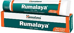 Парфюмерия и Козметика Гел-аналгетик при болка в мускули и стави - Himalaya Herbals Rumalaya Gel