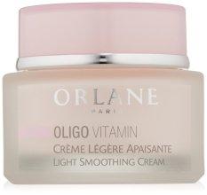Парфюмерия и Козметика Лек изглаждащ крем - Orlane Oligo Vitamin Light Smoothing Cream