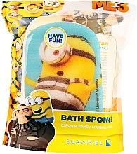 """Парфюми, Парфюмерия, козметика Детска гъба за баня """"Миньоните"""", жълта Карл - Suavipiel Minnioins Bath Sponge"""