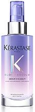 Парфюмерия и Козметика Нощен серум за изсветлена коса - Kerastase Blond Absolu Overnight Recovery Cicanuit Hair Serum