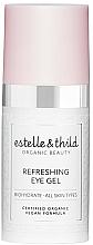 Парфюмерия и Козметика Освежаващ околоочен гел - Estelle & Thild BioHydrate Refreshing Eye Gel
