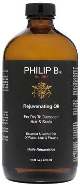 Подмладяващо масло за коса - Philip B Rejuvenating Oil — снимка N2