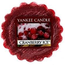 Парфюмерия и Козметика Ароматен восък - Yankee Candle Cranberry Ice Wax Melts