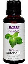 Парфюмерия и Козметика Етерично масло от пачули - Now Foods Essential Oils 100% Pure Patchouli
