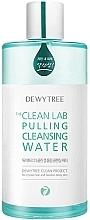Парфюмерия и Козметика Почистваща вода за лице със сок от бреза и хамамелис - Dewytree The Clean Lab Pulling Cleansing Water