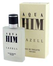 Парфюми, Парфюмерия, козметика Lazell Aqua Him - Тоалетна вода