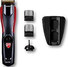 Парфюми, Парфюмерия, козметика Тример GK 608 Warm Up 11503, черен - Imetec Ducati