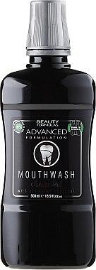 Вода за уста - Beauty Formulas Advanced Charcoal Mouthwash