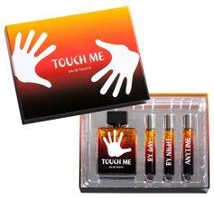 Парфюми, Парфюмерия, козметика Concept V Design Touch Me - Комплект (edt/100ml + edt/3x20ml)