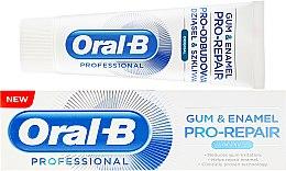 Парфюмерия и Козметика Паста за зъби - Oral-B Professional Gum & Enamel Pro-Repair Original