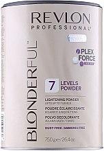 Парфюми, Парфюмерия, козметика Изсветляваща пудра 7-ниво - Revlon Professional Blonderful 7 Levels Lightening Powder