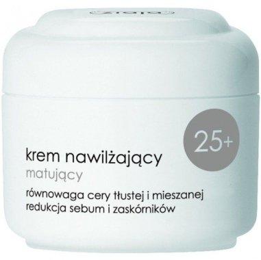 "Овлажняващ дневен крем за лице ""25+"" - Ziaja Light Moisturizing Cream"