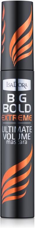 Спирала за обемни мигли - IsaDora Big Bold Extreme Mascara