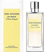 Парфюмерия и Козметика Angel Schlesser Eau Fraiche Citrus Pomelo - Тоалетна вода