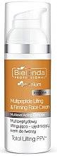 Парфюми, Парфюмерия, козметика Лифтинг крем за лице - Bielenda Professional Premium Total Lifting PPV+ Face Cream