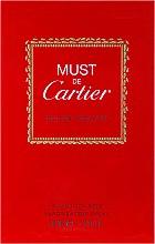 Парфюмерия и Козметика Cartier Must de Cartier - Тоалетна вода