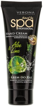 "Крем для рук ""Алоэ и Лайм"" - Verona Laboratories Aloe and Lime Hand Cream — снимка N1"