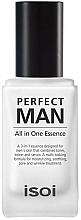 Парфюмерия и Козметика Есенция за лице за мъже - Isoi Perfect Man All in One Essence