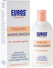 Парфюмерия и Козметика Емулсия за интимна хигиена - Eubos Med Intimate Care Feminin Washing Emulsion