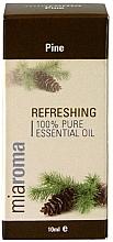"Парфюмерия и Козметика Етерично масло ""Бор"" - Holland & Barrett Miaroma Pine Pure Essential Oil"