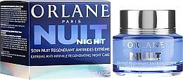 Парфюмерия и Козметика Нощен крем против бръчки - Orlane Extreme Anti-Wrinkle Regenerating Night Care