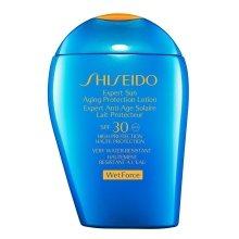 Парфюми, Парфюмерия, козметика Слънцезащитен анти възрастен лосион - Shiseido Expert Sun Aging Protection Lotion SPF30