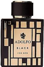Парфюмерия и Козметика Adolfo Dominguez Black for Men - Тоалетна вода
