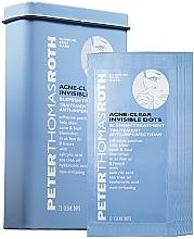 Парфюмерия и Козметика Прозрачни пачове против акне - Peter Thomas Roth Acne-Clear Invisible Dots