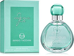 Парфюми, Парфюмерия, козметика Sergio Tacchini Precious Jade - Тоалетна вода