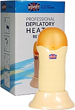 Парфюмерия и Козметика Нагревател за кола маска RE00004 - Ronney Professional Depilatory Heater