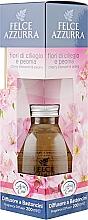 Парфюмерия и Козметика Арома дифузер - Felce Azzurra Cherry Blossoms