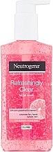 Парфюмерия и Козметика Измиващ гел за лице - Neutrogena Visibly Clear Pink Grapefruit Facial Wash