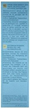 Интензивен запълващ серум против бръчки с хиалуронова киселина за лице, шия и деколте - Delia Face Care Hyaluronic Acid Face Neckline Intensive Serum — снимка N3