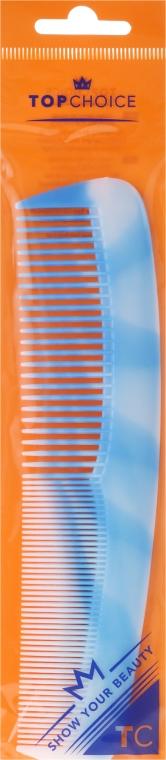 Гребен за коса, 60434, син - Top Choice — снимка N2