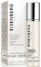 Парфюми, Парфюмерия, козметика Почистваща емулсия за лице - Jose Eisenberg Purifying Emulsion