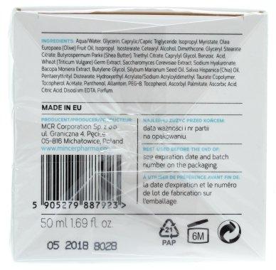 Овлажняващ крем за лице против зачервяване - Mincer Pharma Anti Allergic 1101 Face Cream — снимка N2