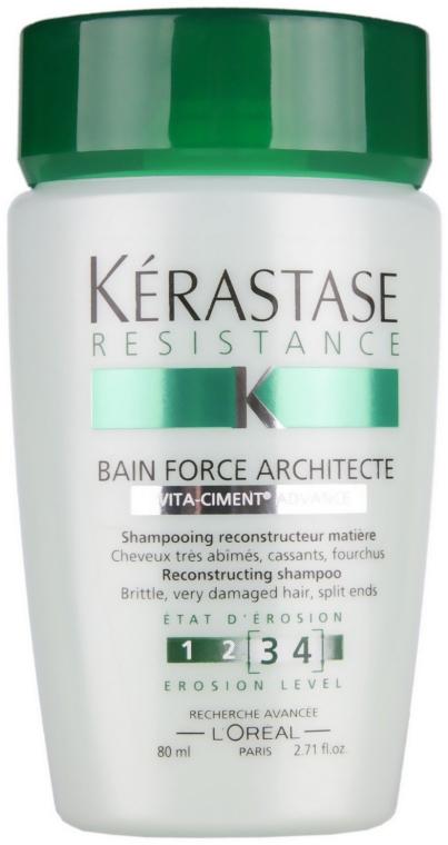 Възстановяващ шампоан - Kerastase Brain Force Architecte — снимка N2