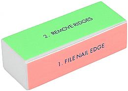Парфюмерия и Козметика 4-странна полираща пила за нокти - Tools For Beauty 4-way Nail Buffer Block