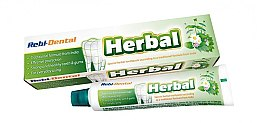 Парфюмерия и Козметика Паста за зъби с билки - Mattes Rebi-Dental Herbal Toothpaste