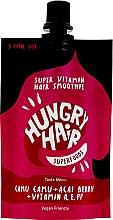 Парфюмерия и Козметика Възстановяваща маска за коса - Hungry Hair Super Vitamin Hair Smoothie Hair Mask